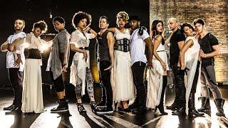 Gotta Dance! HAMILTON Broadway Ensemble Dancers Photographed by Matthew Murphy