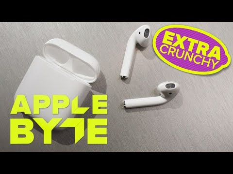 Apple's planning AirPods upgrade for this year (Apple Byte Extra Crunchy, Ep. 120)