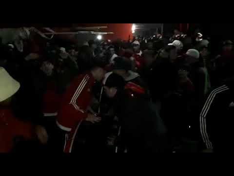 """LA GLORIOSA BANDA DEL ROJINEGRO"" Barra: La Hinchada Más Popular • Club: Newell's Old Boys • País: Argentina"