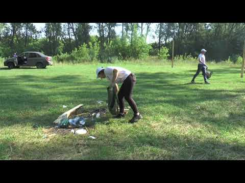 Чистые берега - чистые помыслы