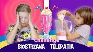 Siostrzana Telepatia Milkshake CHALLENGE!!, Siostra kontra siostra