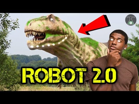 10 INSANE Robots That Really EXIST!