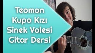 Teoman - Kupa Kızı Sinek Valesi Akor Ve Solo - Gitarda Nasıl Çalınır