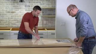 VT CenterPointe Butcher Block Installation Video