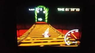 """Bowser's Castle 2'13""""33 (NTSC 1'50""""89)"""