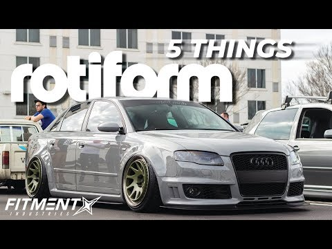 5 Things You Didnt Know About Rotiform