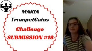 MARIA   TG Challenge Submission #18