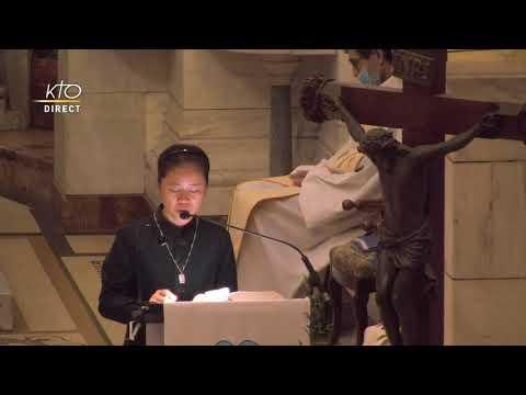 Laudes et Messe du 25 septembre 2021 à Notre-Dame de la Garde