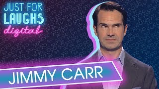 Jimmy Carr   The First Kiss