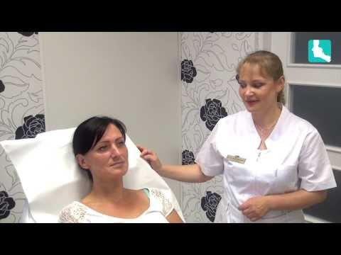 Botox i kwas hialuronowy przed i po - dermatolog dr n.med.Danuta Dąbrowska