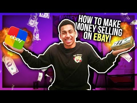 Dropshipping : HOW TO MAKE MONEY SELLING ON EBAY !