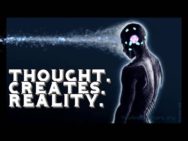 Change Your Thoughts, Change Your Circumstances! (Law Of Attraction) Powerful! Video