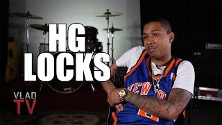 HG Locks Takes the Peewee Longway Route When Asked Street Questions