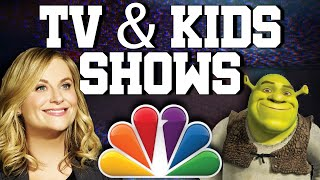 NBC Peacock Tv shows and Kids shows