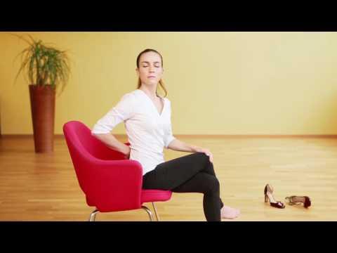 Yoga am Arbeitsplatz - Teil 4