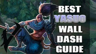 Yasuo Season 7 Wall Dash/Jump, VISION WITHOUT WARDS Part 2 /w Vesuvia