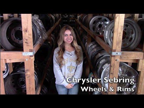 Factory Original Chrysler Sebring Wheels & Chrysler Sebring Rims – OriginalWheels.com