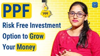 Invest in PPF Account - Risk Free Investment Options in India - Public Provident Fund