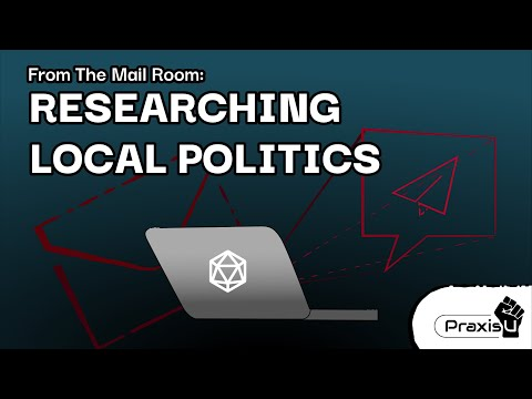 Researching Local Politics