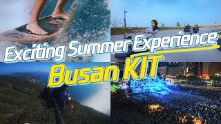 [Exciting Summer Experience] Busan KIT의 이미지