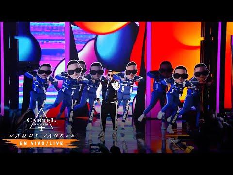 Daddy Yankee Con Calma En Vivo Premios Lo Nuestro 2019