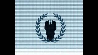 HELLO ANONYMOUS WE ARE ANONYMOUS