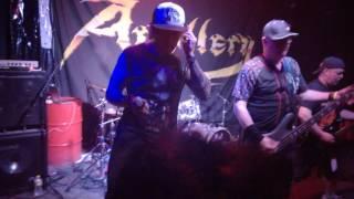 Artillery - By Inheritance - Live in Recife 12-08-2016
