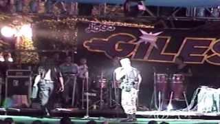 Ak-bron en vivo- La cumbia del culero (Cuernavaca 2001) - parte 3