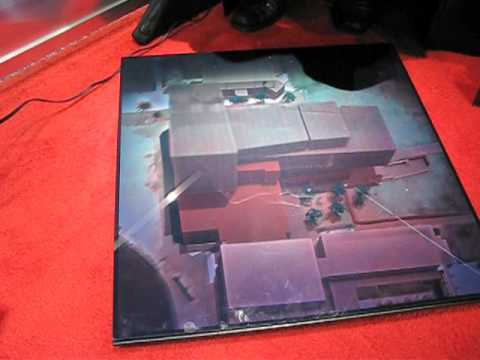 Zebra Imaging's holographic sheets are mind blowing