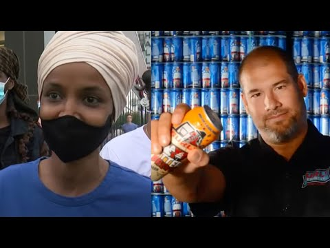 Ilhan Omar Sides With Beer Workers In Union Fight (TMBS 154)