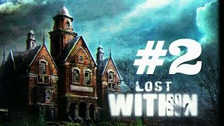 Прохождение Lost Within #2 (Кровавый Медпункт)