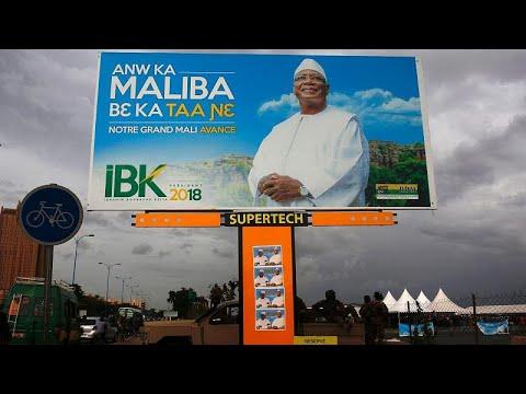 Δεύτερος γύρος προεδρικών εκλογών στο Μάλι