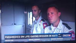 Veterans lead life-saving mission to storm-ravaged Haiti
