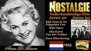 Annie De Reuver & Karel Van de Velden   Kijk eens in de poppetjes van mijn Ogen 1952