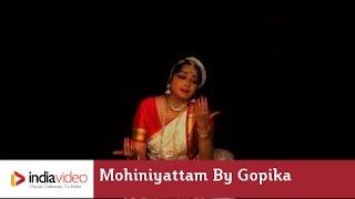 Mohiniyattam by Gopika Varma at Mudra Fest 2012