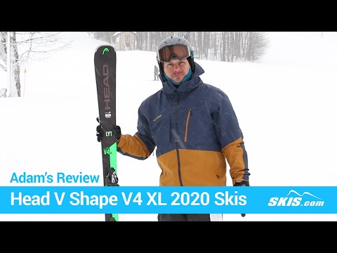 Video: Head V Shape V4 XL Skis 2020 1 40