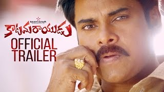 Here it is Katamarayudu trailer