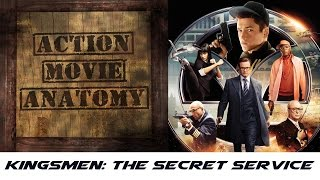 Kingsman The Secret Service 2014 Review  Action Movie Anatomy