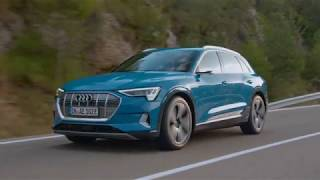 Audi e-tron : à bord du premier SUV électrique d'Audi