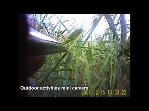Maza kamera medniekam