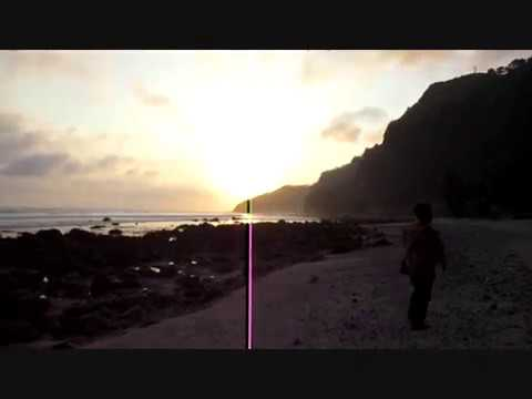 Rekreasi Dewan Guru MI Ma'rif Donorojo di Pantai Menganti Kebumen
