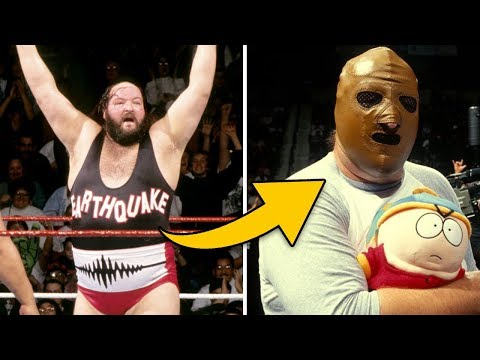 10 Strangest WWE Repackagings Ever