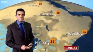 BBC Weather   Johannesburg Mp4