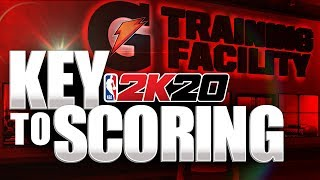 KEY TO SCORING AND PLAYING BETTER ★ GATORADE TRAINING FACILITY ★ +4 BOOST WEEKLY WORKOUT
