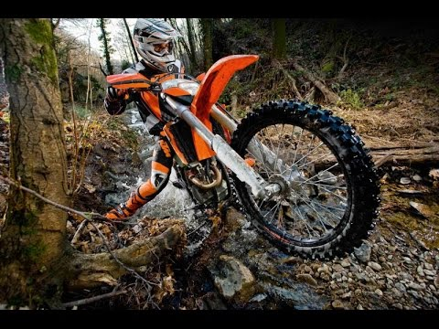 4 Stroke vs 2 Stroke Off Road Dirt Bike – Enduro Riding – Part 3
