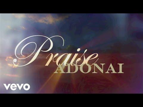 Praise Adonai - Youtube Lyric Video
