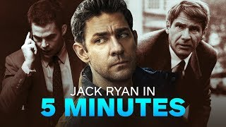 Jack Ryan in Five Minutes