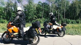 Magadan Motorcycle Adventure