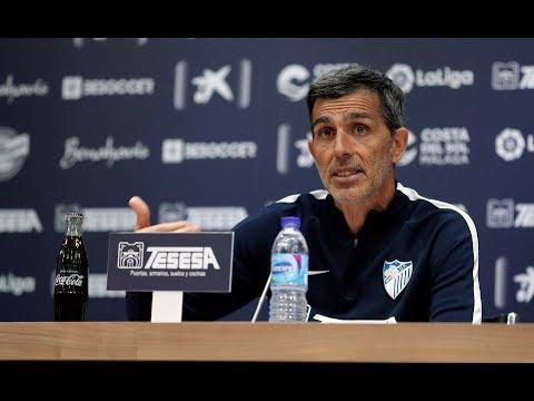 """Muñiz: """"El Sporting es un equipo que aspira a todo siempre"""""""