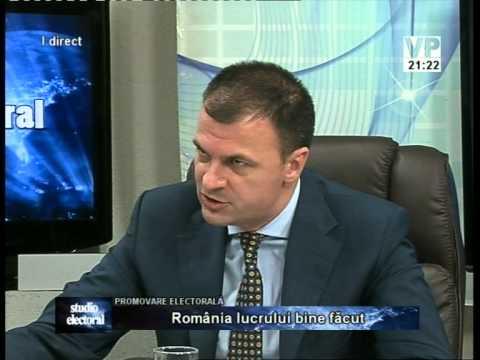 Emisiunea Studio electoral – Mircea Roșca, Răzvan Bălășescu și Adrian Ungureanu – 30 octombrie 2014